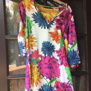 Zara Long-Sleeved Shirt Dress